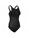 Arena Powerskin Carbon-DUO Top Black