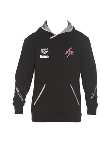 Arena PSV Waterpolo Junior TI Hoodie Black