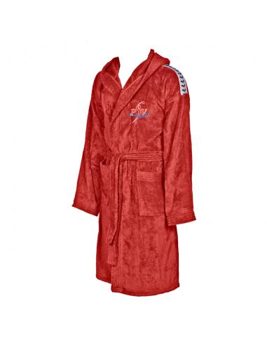 Arena PSV Waterpolo Junior Core Soft Robe Red White