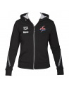 Arena PSV Waterpolo Tl Hooded Jacket Black Dames