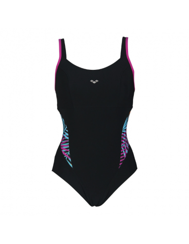 Arena Arianna Strap Back One Piece C Cup Black
