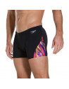 Speedo Aquashort Digital Black Red