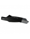Arena Powerfin Pro Fed Black Silver