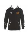 Arena Hellas Glana Tl Hoodie Junior Black