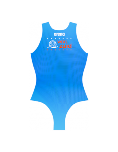 Arena WOC Waterpolo Dames Solid One Piece