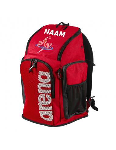 Arena Team 45 Backpack Team PSV Waterpolo Red