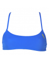 Arena Bandeau Play Pixblue Yellow