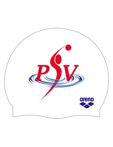 Arena Silicone Badmuts PSV Waterpolo White