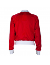 Arena W Relax IV Team Jacket Red White Red