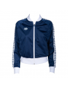 Arena W Relax IV Team Jacket Navy White Navy