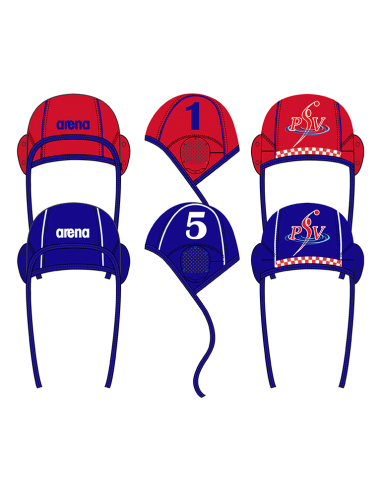 Arena PSV Water Polo Cap Blue
