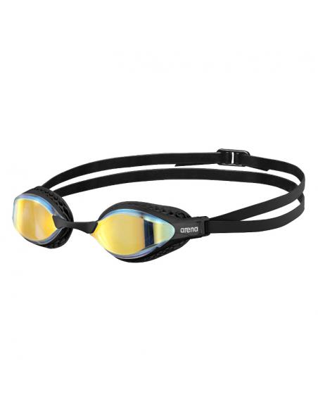 Arena Air Speed Mirror Yellow Copper Black