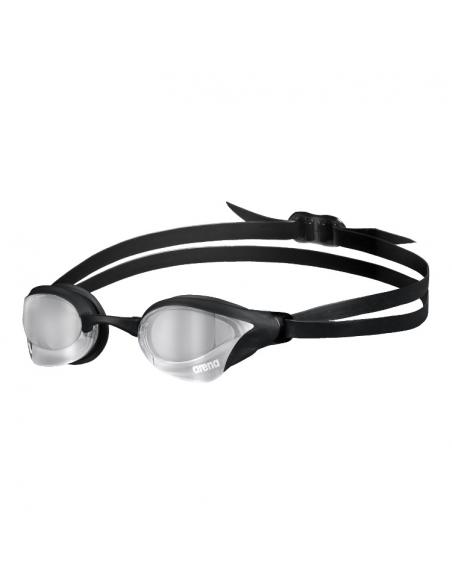 Arena Cobra Core Swipe Mirror Silver Black