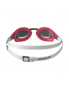 Speedo Fastskin Elite Mirror White Red