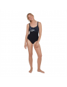 Speedo Contourlustre Print Black White