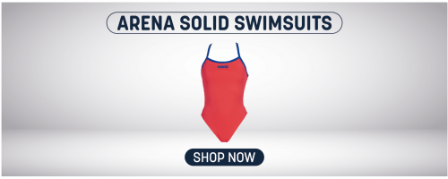 Arena Solid Swimsuits